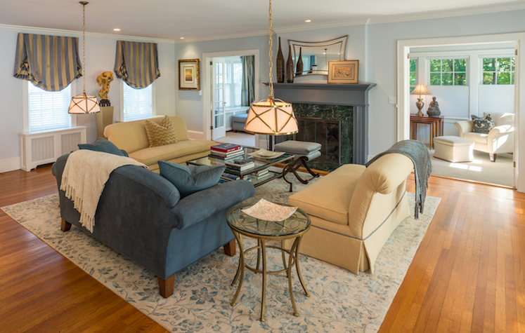 interior design in Bronxville, New York